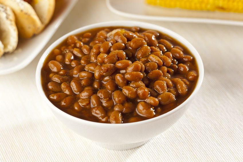 SWEEETHEAT Baked Beans