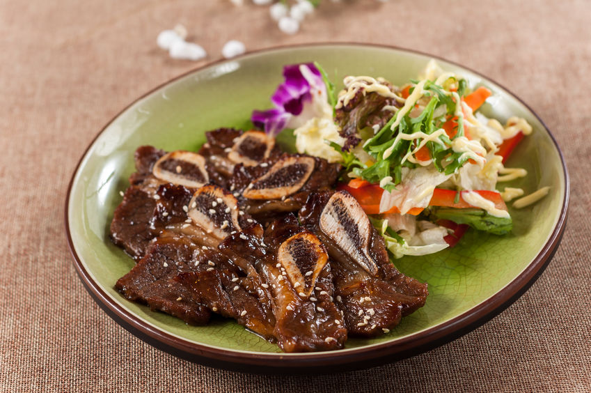 SWEEETHEAT Sticky Korean Short Ribs