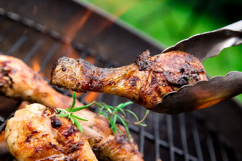 Myths about grilling