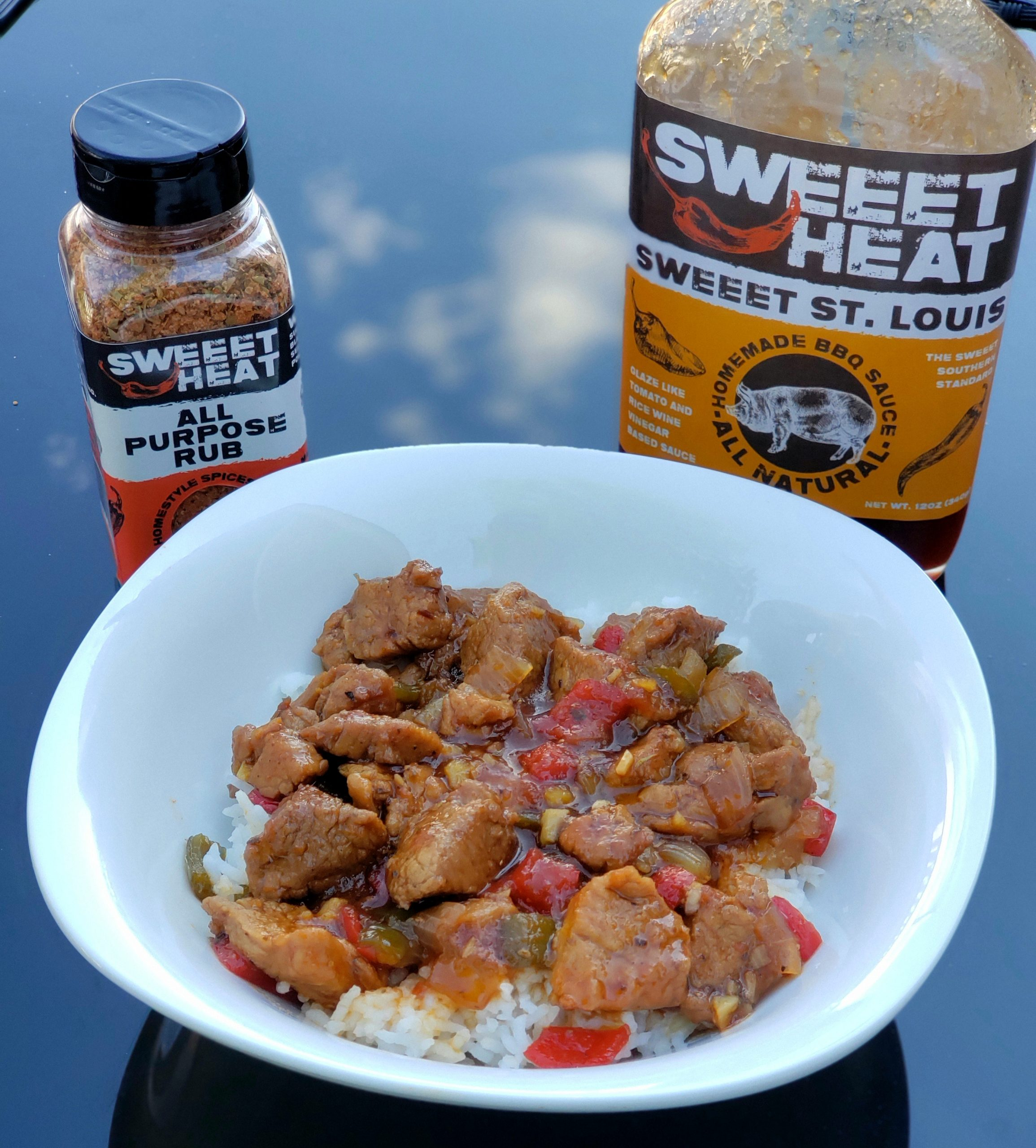 SWEEETHEAT Pork Tenderloin