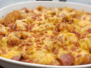 Cheesy Grilled Potatoes | SWEEETHEAT