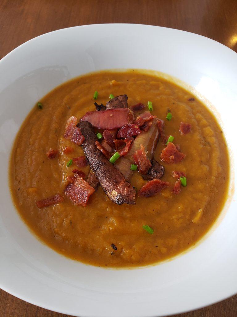 SWEEETHEAT| Sweet Potato Soup