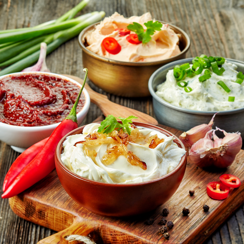 What condiments are the healthiest | SWEEETHEAT