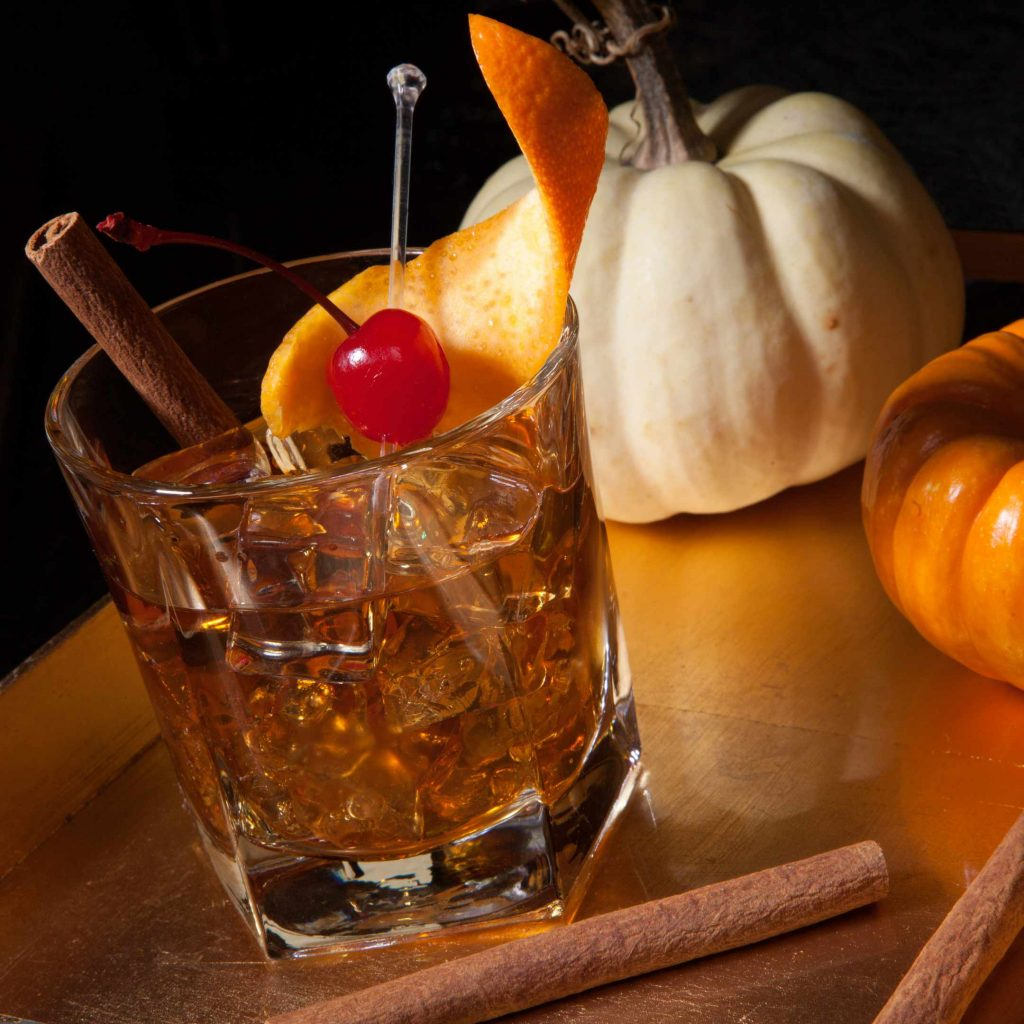 SWEEETHEAT Apple Butter Old Fashioned